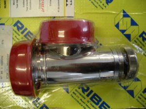 Клапан вакуумный ручной RIBER