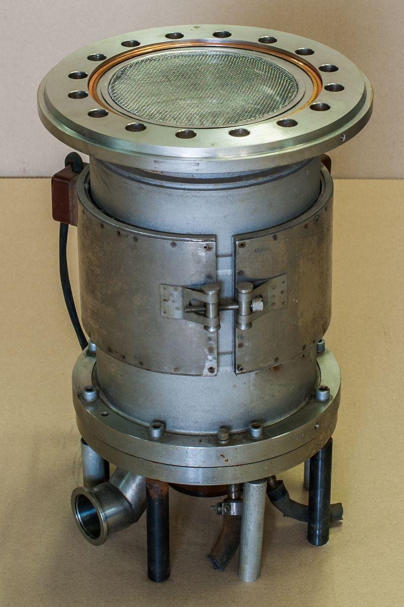 Насос турбомолекулярный 01АБ-450-003