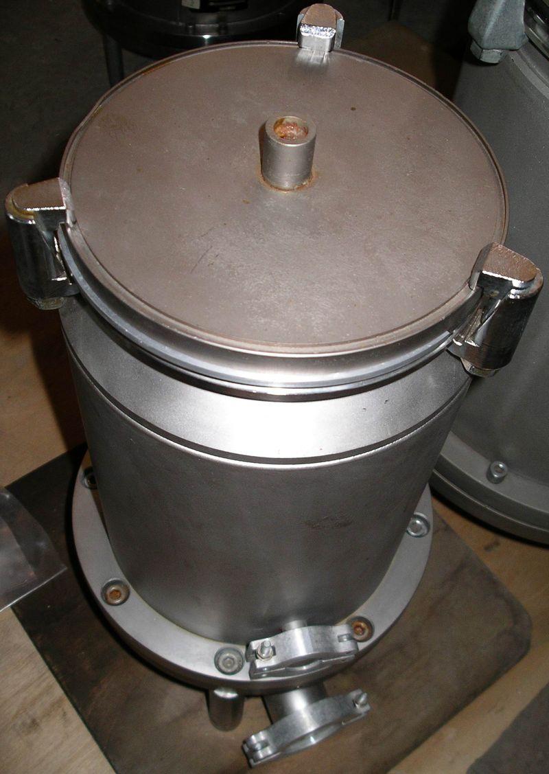 Насос турбомолекулярный НВТ-340-028А
