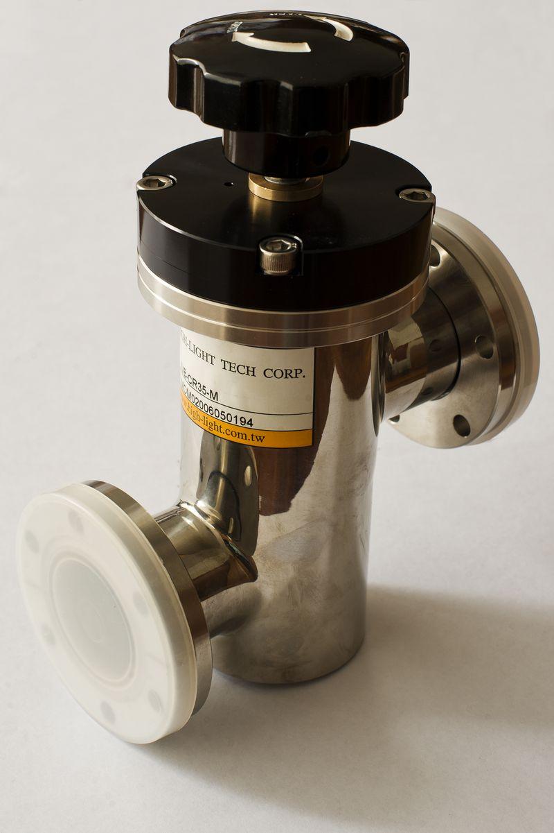 Клапан вакуумный CF35