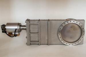 Затвор вакуумный CF200, VAT