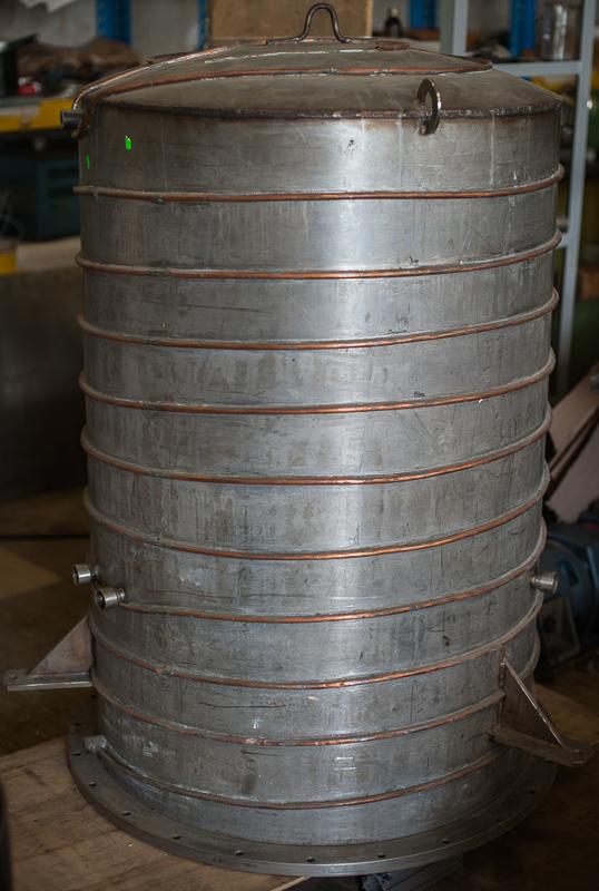 Камера вакуумная водоохлаждаемая