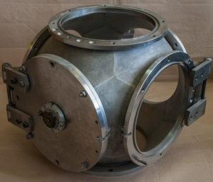 Вакуумная камера сферическая универсальная