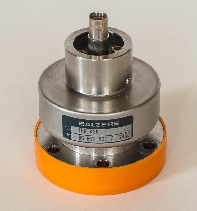 вакуумный датчик холодный катод balzers ikr 020