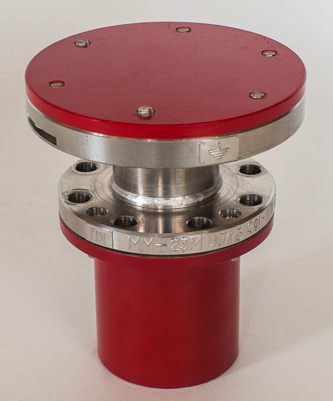 Преобразователь магниторазрядный ММ-23М