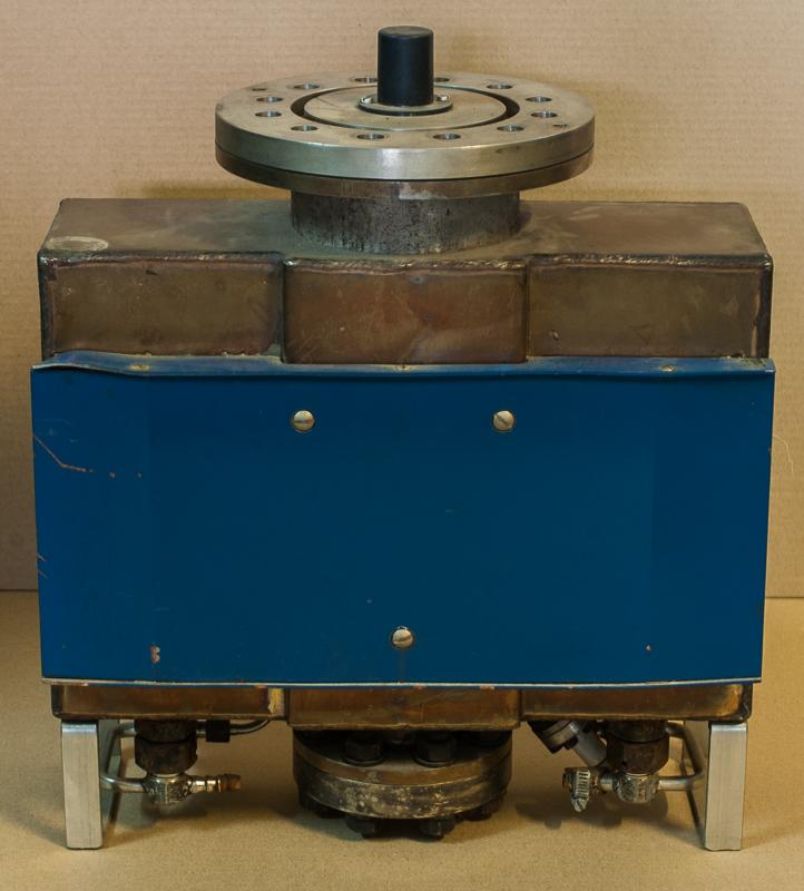 Насос магниторазрядный НМДО-0,1-1