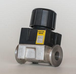 Вентиль вакуумный ручной KF16