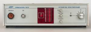 Устройство регистрирующее течеискатель ТИ2-8
